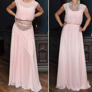 Dresses & Skirts - Blush pink flowy dress